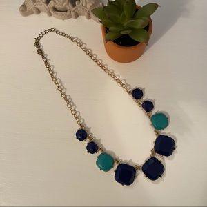 🌸 3/$8 Chunky Blue Costume Necklace